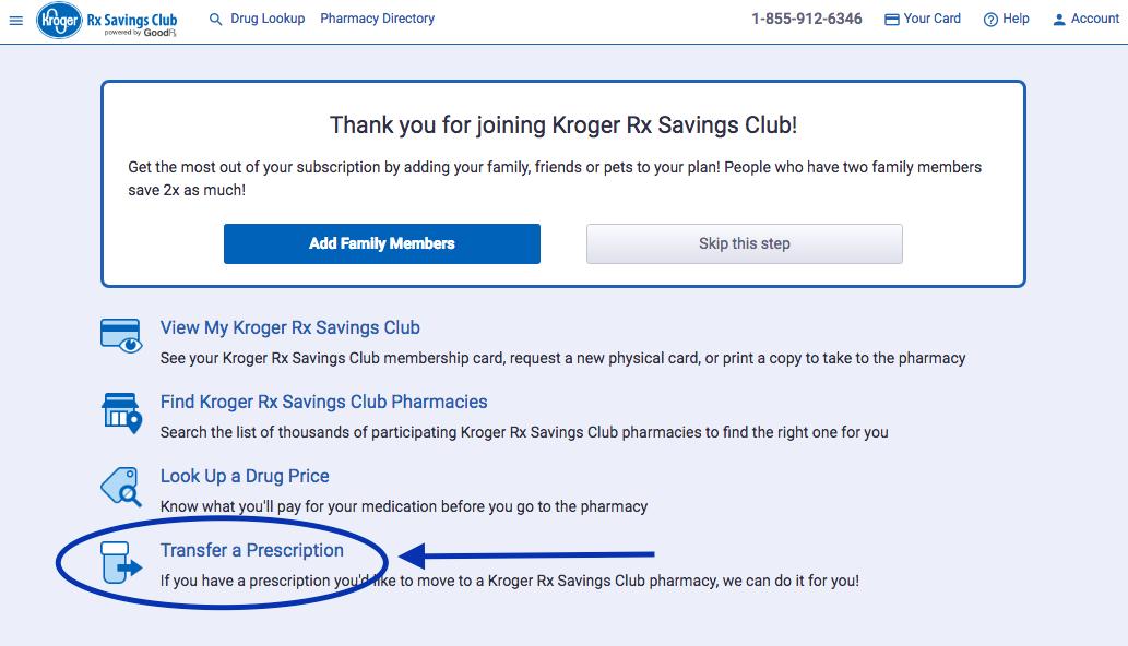 How do I transfer my prescriptions to a Kroger pharmacy? – Kroger Rx
